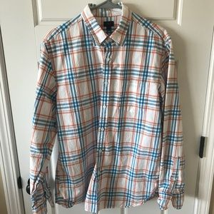 Large J. Crew Button Down Shirt